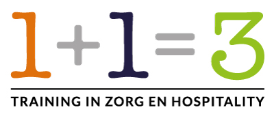 1+1=3 Training in Zorg en Hospitality